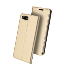 Dux Ducis Huawei Honor 10 arany flip tok 2