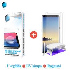 Xprotector teljes UV ragasztós 3D üvegfólia kiegészítők 2