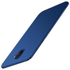 Mofi Xiaomi Pocophone F1 kék pc tok