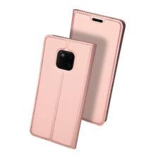 Dux Ducis Huawei Mate 20 Pro rózsaarany flip tok 2