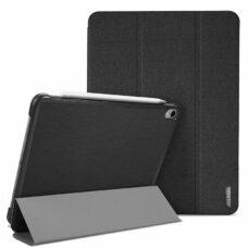 Dux Ducis Domo Apple iPad Pro 2018 fekete tablet bőrtok 2