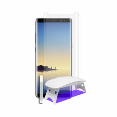 Teljes UV ragasztós tok kompatibilis 3D üvegfólia kiegészítők 1