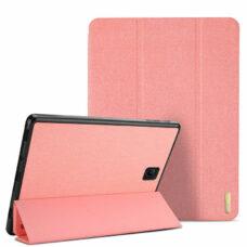 Dux Ducis Domo Samsung Galaxy Tab A rózsaszín tablet bőrtok 2