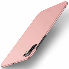 Mofi Huawei P30 Pro rózsaarany pc tok