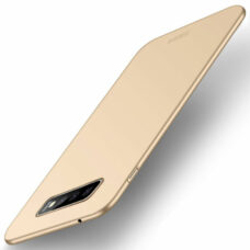 Mofi Samsung Galaxy S10 arany pc tok