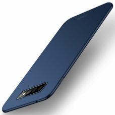 Mofi Samsung Galaxy S10 kék pc tok