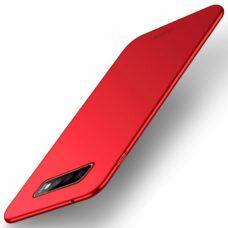 Mofi Samsung Galaxy S10 piros pc tok