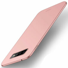 Mofi Samsung Galaxy S10 rózsaarany pc tok