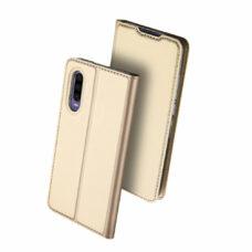 Dux Ducis Huawei P30 arany flip tok 2