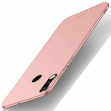 Mofi Huawei P30 Lite rózsaarany pc tok