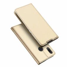 Dux Ducis Xiaomi Redmi Note 7 Pro arany flip tok 1