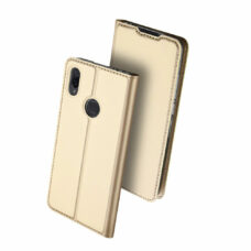 Dux Ducis Xiaomi Redmi Note 7 Pro arany flip tok 2