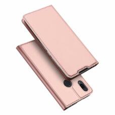 Dux Ducis Xiaomi Redmi Note 7 Pro rózsaarany flip tok 1