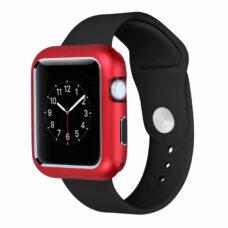 Apple Watch okosóra 360°-os piros alumínium tok 2