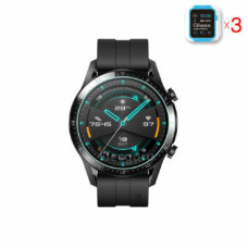 Huawei Watch GT 2 46 mm okosóra üvegfólia 1