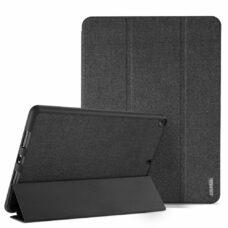 Dux Ducis Domo Apple iPad 2018 fekete tablet bőrtok 2