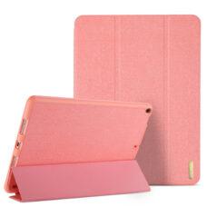Dux Ducis Domo Apple iPad 2018 rózsaszín tablet bőrtok 2