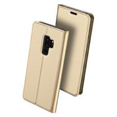 Dux Ducis Xiaomi Redmi Note 8 Pro arany flip tok 2