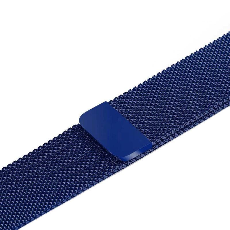 Apple Watch milánói szíj sötétkék 1