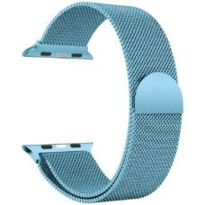 Apple Watch milánói szíj türkizkék 2