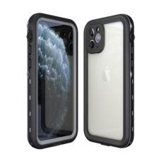 Redpepper Apple iPhone 11 Pro fekete vízálló tok 1