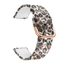 Univerzális szilikon szíj leopárd mintás 2