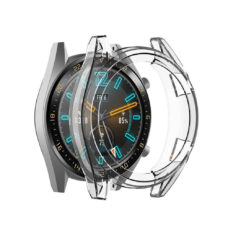 Huawei Watch GT 2 46 mm okosóra átlátszó szilikon tok 2
