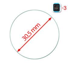 Óra normál üvegfólia 30.5 mm