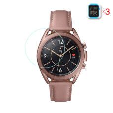 Samsung Galaxy Watch 3 41 mm okosóra üvegfólia 1