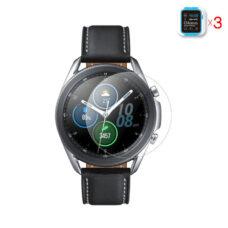 Samsung Galaxy Watch 3 45 mm okosóra üvegfólia 1