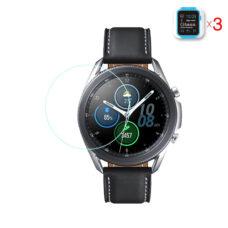 Samsung Galaxy Watch 3 45 mm okosóra üvegfólia 5