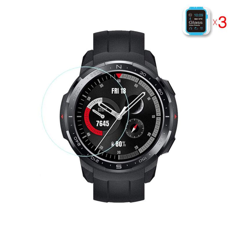 Honor Watch GS Pro okosóra üvegfólia 1