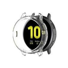 Samsung Galaxy Watch Active 2 44 mm okosóra átlátszó szilikon tok 2
