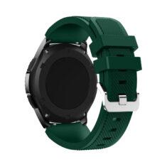 Univerzális bordázott szilikon szíj katonai zöld 2