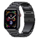 Apple Watch láncszemes fém szíj fekete 5