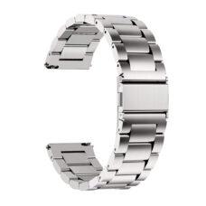Univerzális láncszemes fém szíj ezüst 1