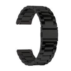 Univerzális láncszemes fém szíj fekete 1