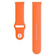 Univerzális szilikon szíj narancssárga 1