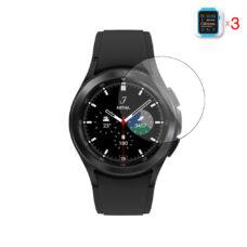 Samsung Galaxy Watch 4 Classic 42 mm okosóra üvegfólia 1