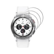 Samsung Galaxy Watch 4 Classic 42 mm okosóra üvegfólia 2