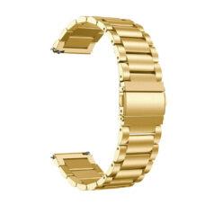 Univerzális láncszemes fém szíj arany 1