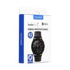 Araree Samsung Galaxy Watch 4 Classic 42 mm üvegfólia doboz