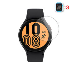 Samsung Galaxy Watch 4 44 mm okosóra üvegfólia 2